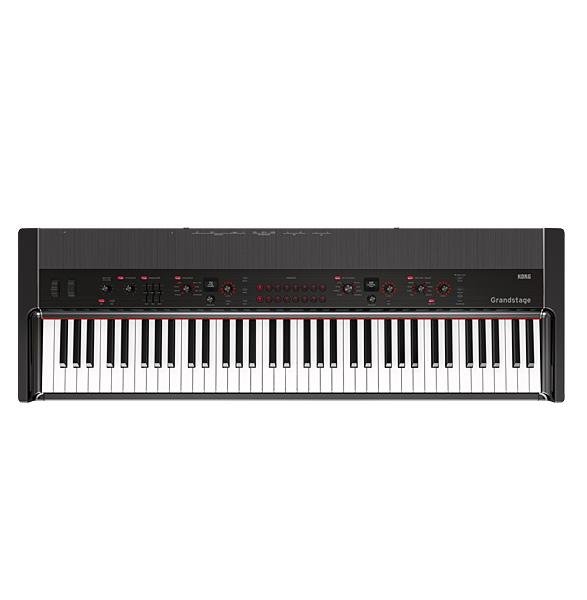 Korg(コルグ) / GS1-73 Grandstage 73鍵ステージピアノ 【スタンド(STD-M-SV)、ダンパー・ペダル(DS-1H)、専用譜面立て付属】