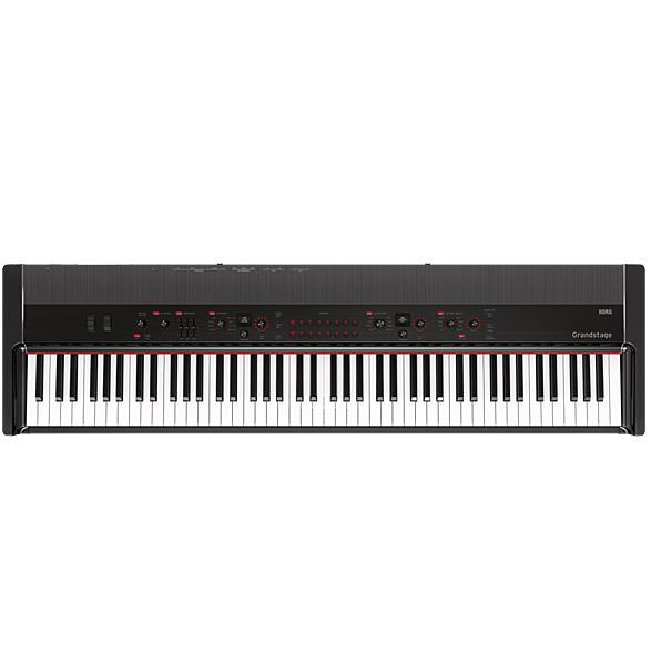 Korg(コルグ) / GS1-88 Grandstage 88鍵ステージピアノ 【スタンド(STD-M-SV)、ダンパー・ペダル(DS-1H)、専用譜面立て付属】
