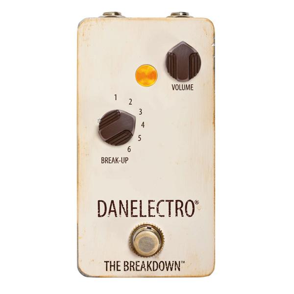 Danelectro / BR-1 [THE BREAKDOWN] - オーバードライブ VINTAGE PEDALS - 《ギターエフェクター》