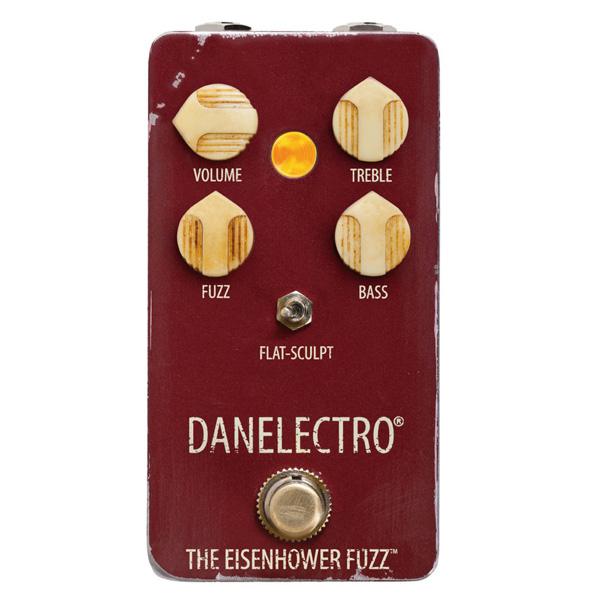 Danelectro / EF-1 [THE EISENHOWER FUZZ] - オクターブファズ VINTAGE PEDALS - 《ギターエフェクター》
