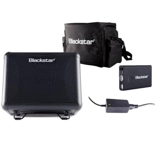 Blackstar(ブラックスター) / SUPER FLY PACK [SUPER FLY + PSU-2 + PB-1 + GB-1] - Bluetooth搭載 電池駆動 ギターアンプ -