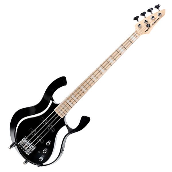 VOX(ヴォックス) / Starstream Active Bass 2S Artist Metal Black(メタルブラック) [VSBA-A2S-MBMB] - エレキベース - 【ギグバッグ付属】