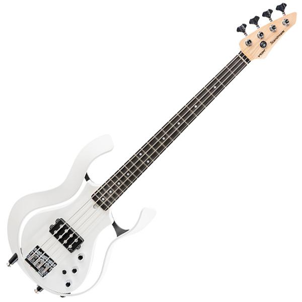 VOX(ヴォックス) / Starstream Active Bass 1H Artist Pearl White(パールホワイト) [VSBA-A1H-WHPW] - エレキベース - 【ギグバッグ付属】