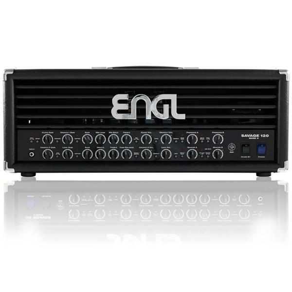 1大特典付 ENGL / Savage 120 Mark II [E610II] - ギター アンプヘッド 真空管アンプ -