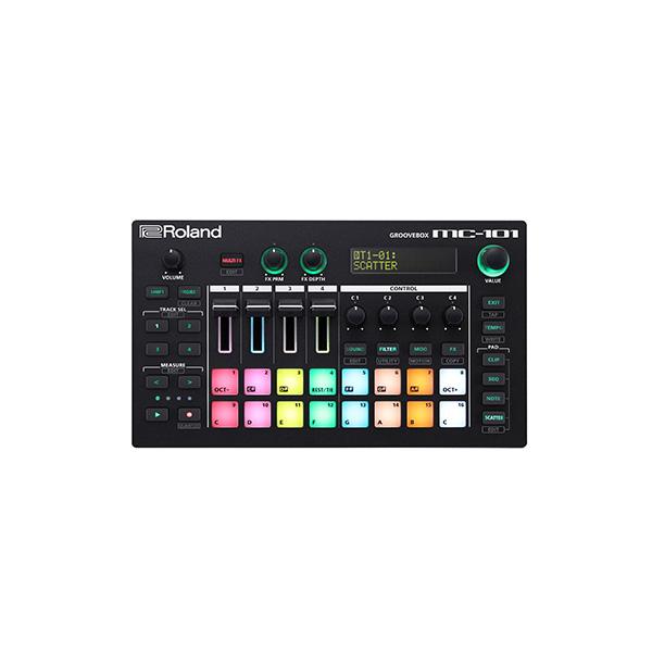 Roland(ローランド) AIRA / MC-101 - GROOVEBOX 【シーケンサー、エフェクター、オーディオ ・ インターフェース】