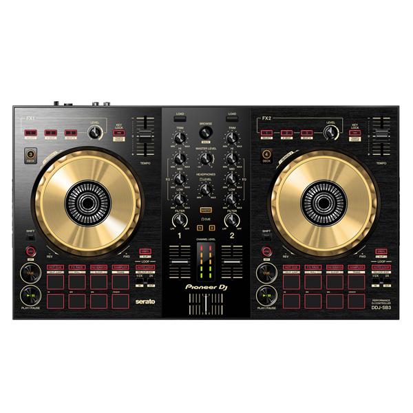 2大特典付 Pioneer(パイオニア) / DDJ-SB3-N 【Serato DJ Lite 無償】 PCDJコントローラー