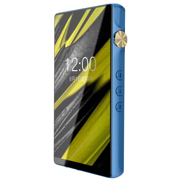 DACチップ「CS43198QFN」をデュアル搭載! iBasso Audio / DX160 (BLUE) 【32GB】ハイレゾ対応 デジタルオーディオプレイヤー(DAP) 【国内正規品】【アイバッソ オーディオ】【次回入荷分ご予約受付中】