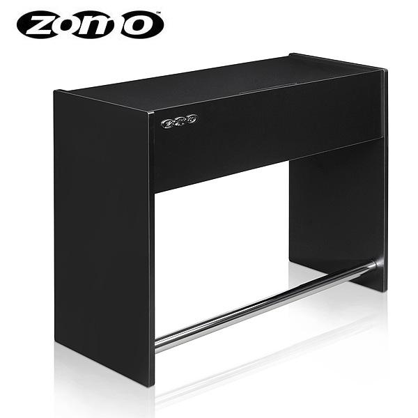 Zomo(ゾモ) / Deck Stand Ibiza 120 (Black) DJテーブル 《組立式》