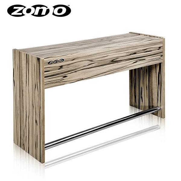 Zomo(ゾモ) / Deck Stand Ibiza 120 (Zebrano) DJテーブル 《組立式》