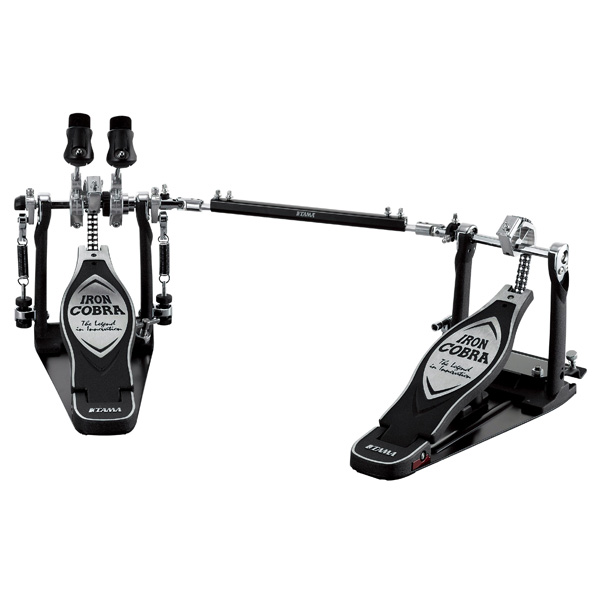TAMA(タマ) / Iron Cobra(アイアンコブラ)900 Series POWER GLIDE 左利き用ツインペダル 【HP900PWLN】 【レフティー】- ドラムペダル-