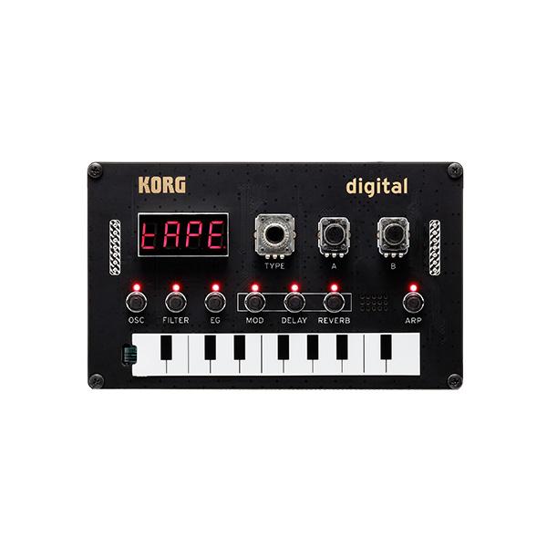 Korg(コルグ) / Nu:Tekt NTS-1 digital kit / シンセサイザー - シンセ組立てキット -