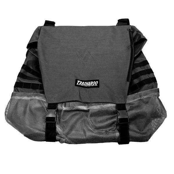 TRASHAROO / トラッシャルー スペアタイヤゴミ袋 (BLACK) 直輸入品