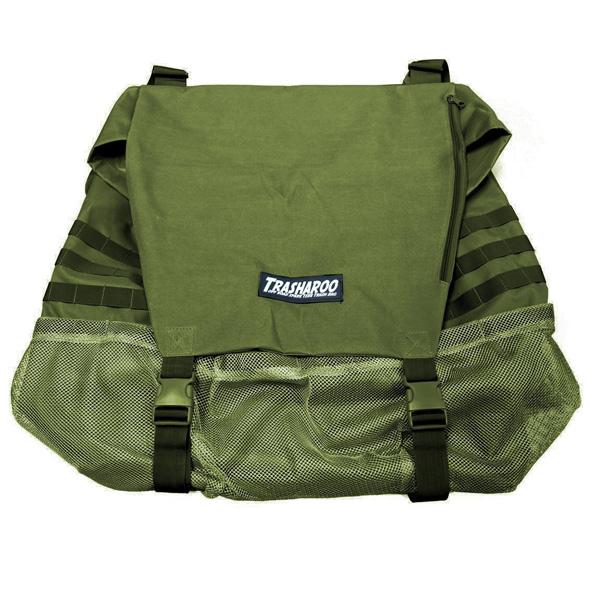 TRASHAROO / トラッシャルー スペアタイヤゴミ袋 (GREEN) 直輸入品