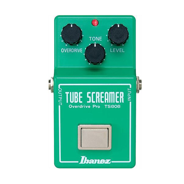 Ibanez(アイバニーズ) / Tube Screamer Pro TS808 -オーバードライブ- 《ギターエフェクター》