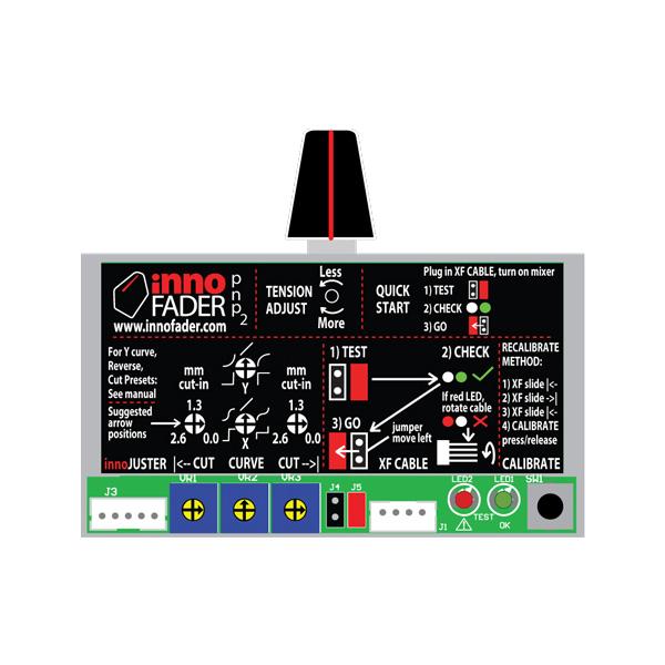 Audio Innovate(オーディオ イノベート) / Innofader PNP2 (日本語マニュアル付き) 交換フェーダー