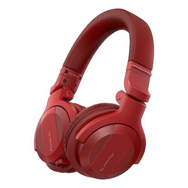 Pioneer DJ(パイオニア) / HDJ-CUE1BT-R(マットレッド) DJ用ヘッドホン 【Bluetooth対応】