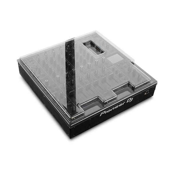耐衝撃保護カバー DECKSAVER デッキセーバー DS-PC-V10 Pioneer DJM-V10 DJM-V10-LF 信用 お値打ち価格で DJ 対応ダストカバー