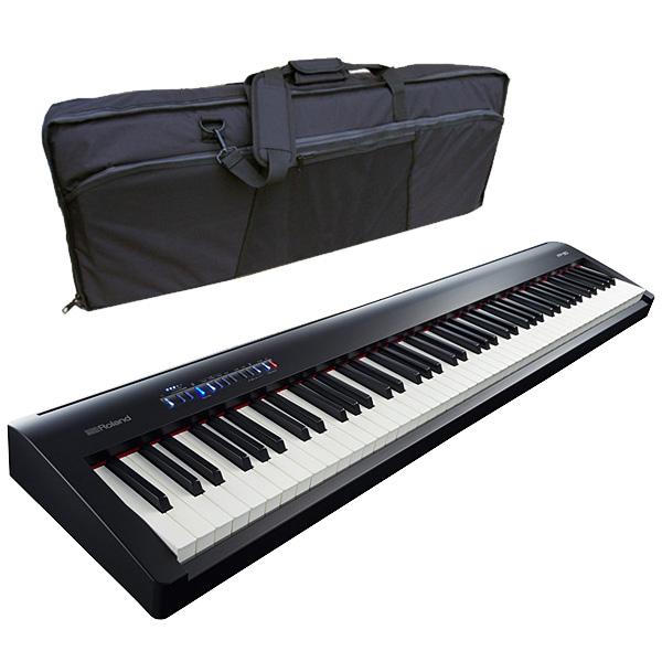 1大特典付 Roland(ローランド) / FP-30-BK - Bluetooth対応 ポータブル・電子ピアノ - 【88鍵盤】