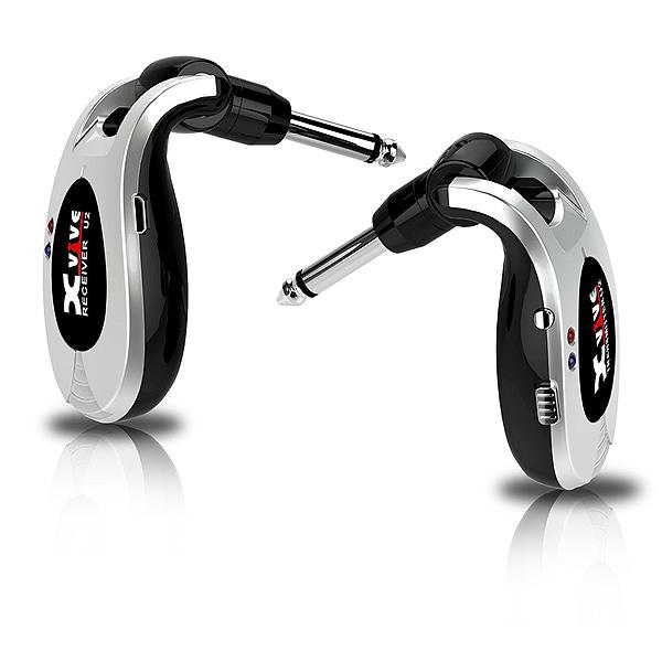 Xvive / XV-U2 (シルバー) Digital Wireless デジタルワイヤレス ・システム 【エックスバイブ】 メーカー1年保証付き