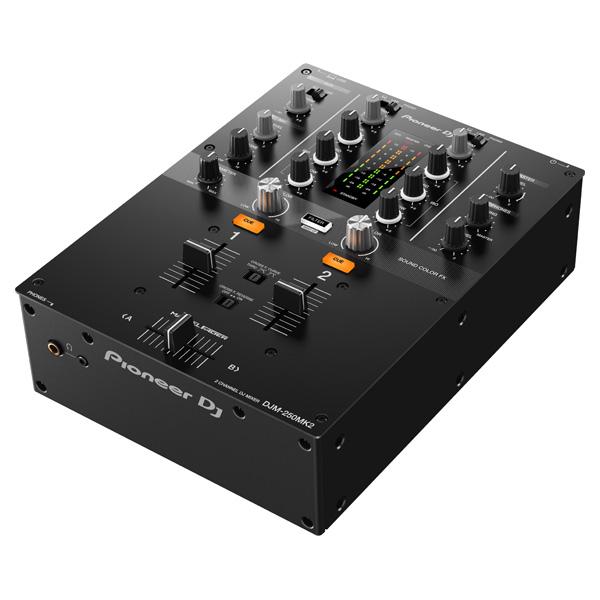 1大特典付 Pioneer(パイオニア) / DJM-250MK2 - DVS機能搭載 2ch DJミキサー-