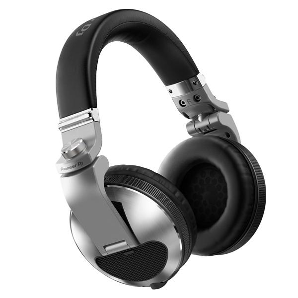 1大特典付 Pioneer(パイオニア) / HDJ-X10-S (シルバー) DJ用ヘッドホン