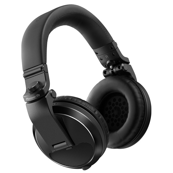 1大特典付 Pioneer(パイオニア) / HDJ-X5-K(ブラック) - DJ用ヘッドホン -