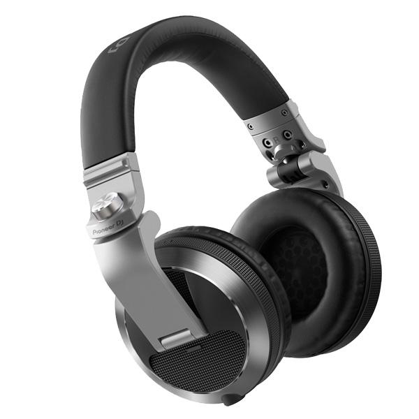 1大特典付 Pioneer(パイオニア) / HDJ-X7-S (シルバー) - DJ用ヘッドホン -