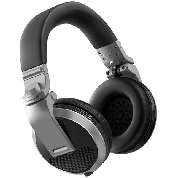 1大特典付 Pioneer(パイオニア) / HDJ-X5-S(シルバー) - DJ用ヘッドホン -