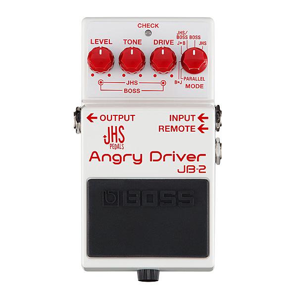 Boss(ボス) / JB-2 Angry Driver - オーバードライブ - 《ギターエフェクター》