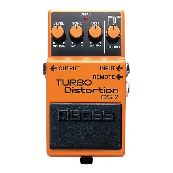 Boss(ボス) / TURBO Distortion DS-2 - ターボ・ディストーション 《ギターエフェクター》
