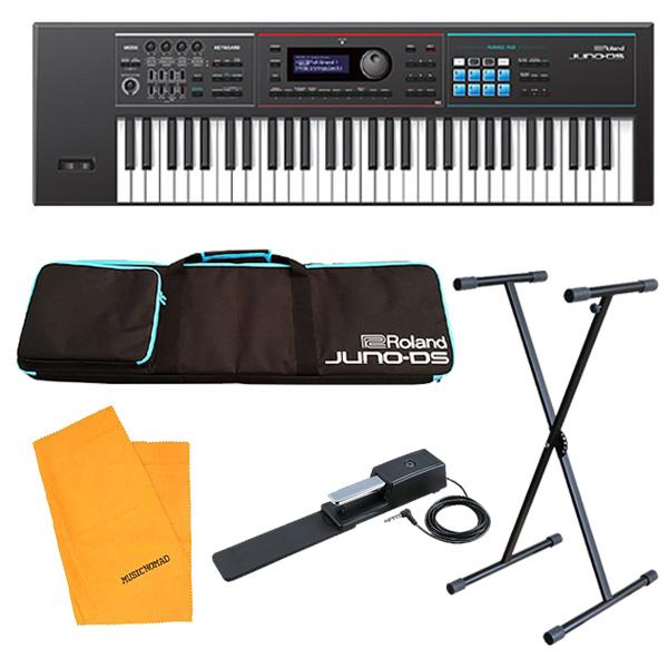 3大特典付 【オススメAセット】Roland(ローランド) / JUNO-DS61 - 61鍵 シンセサイザー