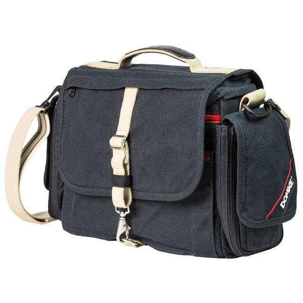 DOMKE(ドンケ) / Herald Rugged Wear (Black/Sand / J-HERAL-RB) - カメラバッグ 直輸入品