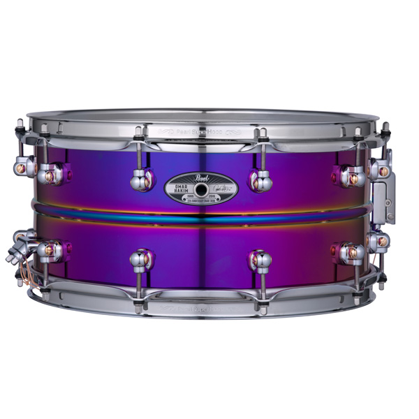 Pearl(パール) / OHA1465S/TN 【Omar Hakim 30th Annv. Snare Drum】【オマー・ハキム 限定モデル】- スネア ドラム -