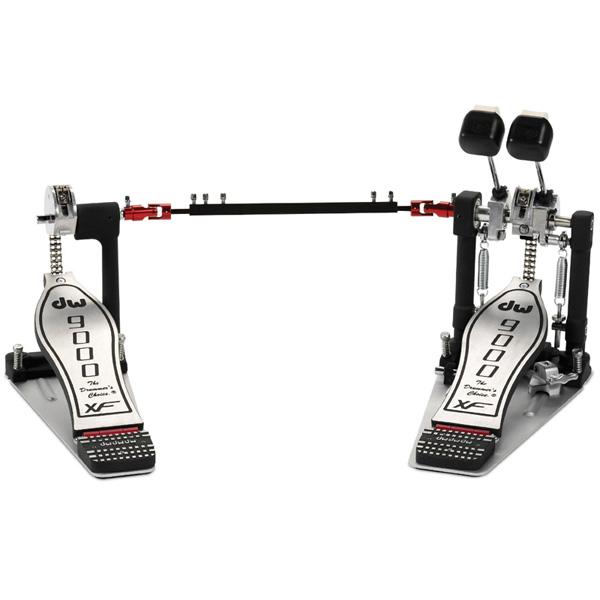 DW(ディーダブリュー) / DW-9002XF [Extended Footboard / ロング・フットボード・バージョン / セミハードケース付属] -ツインペダル -