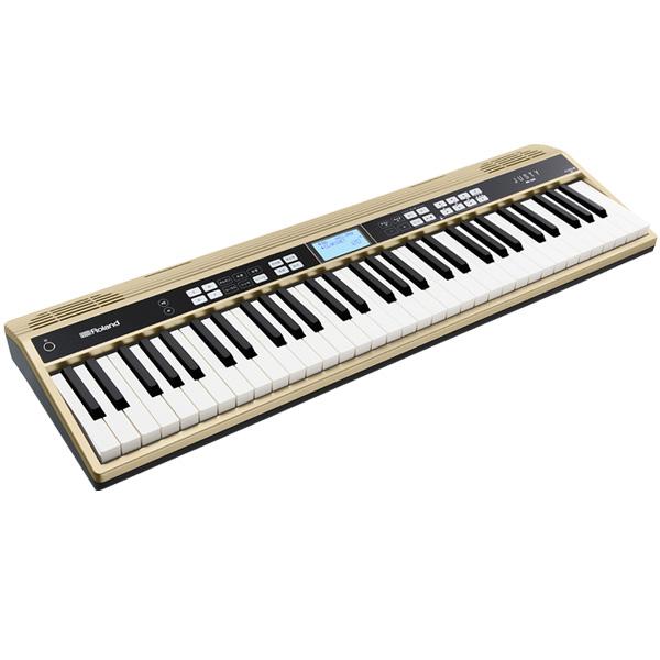 Roland(ローランド) / JUSTY HK-100 - 吹奏楽や合唱の基礎練習に最適 ハーモニー&リズム練習用キーボード -
