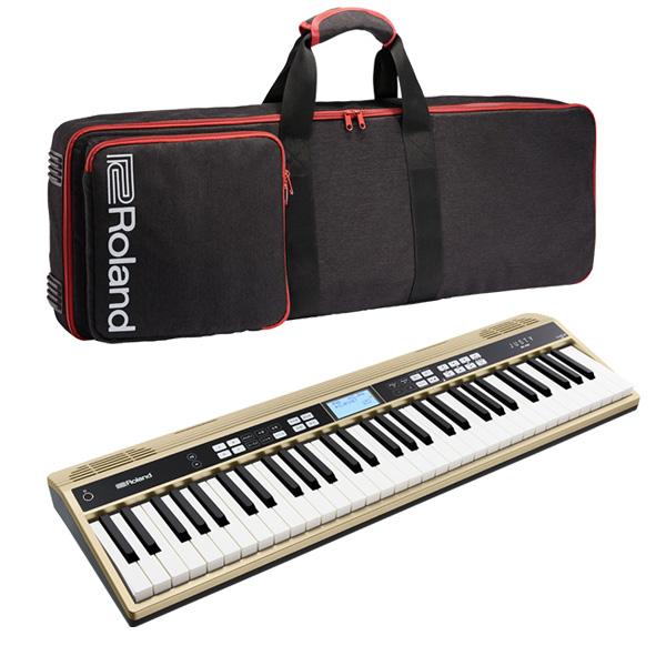 2大特典付 Roland(ローランド) / JUSTY (HK-100) 【モバイルセット】- 吹奏楽や合唱の基礎練習に最適 ハーモニー&リズム練習用キーボード -