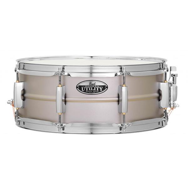 Pearl(パール) / MUS1455S [Modern Utility METAL / Steel Snare Drum 14