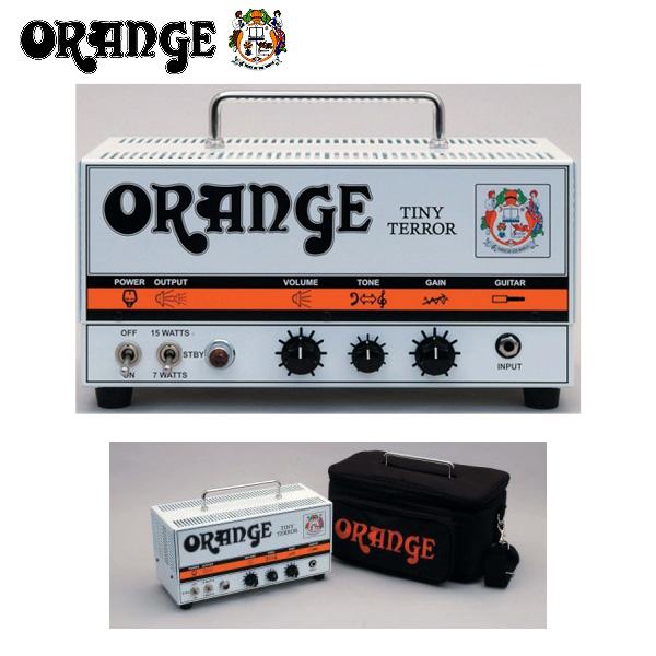 ORANGE TINY TERROR ギターアンプヘッド