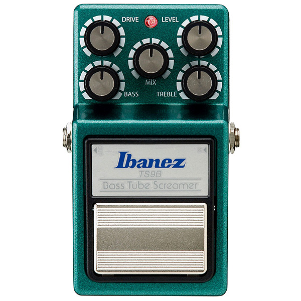 Ibanez(アイバニーズ) / Bass Tubescreamer TS9B - オーバードライブ - 《ベースエフェクター》