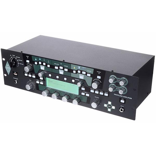 KEMPER(ケンパー) / PROFILER POWER RACK 【フレンズ厳選Rig音源USBプレゼント!】 - ギターアンプ ラック式 パワーアンプ内蔵型 -