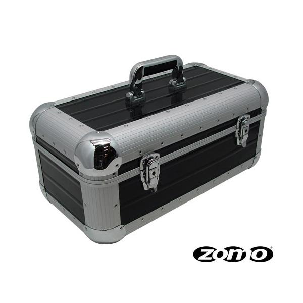 ZOMO / Record Case RS-250 XT (BLACK) 約250枚収納可能 7インチ用レコードケース 【ゾモ】