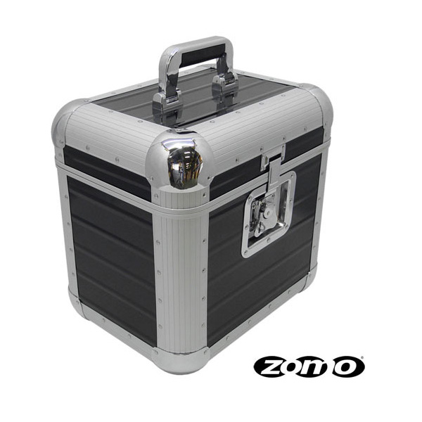 Zomo(ゾモ) / Record Case RP-80 XT (BLACK) - 約80枚収納可能 レコードケース -