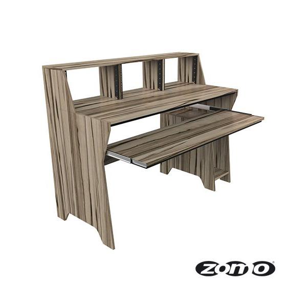 Zomo / Studio Desk Milano (ZEBRANO) ゾモ スタジオワークステーション / DTMデスク / テーブル 《組立式》