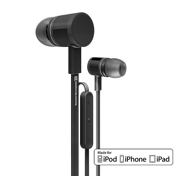 Beyerdynamic(ベイヤーダイナミック) / iDX 120 iE - iPhone対応 3ボタンリモコン・マイク付 カナル型イヤホン 直輸入品