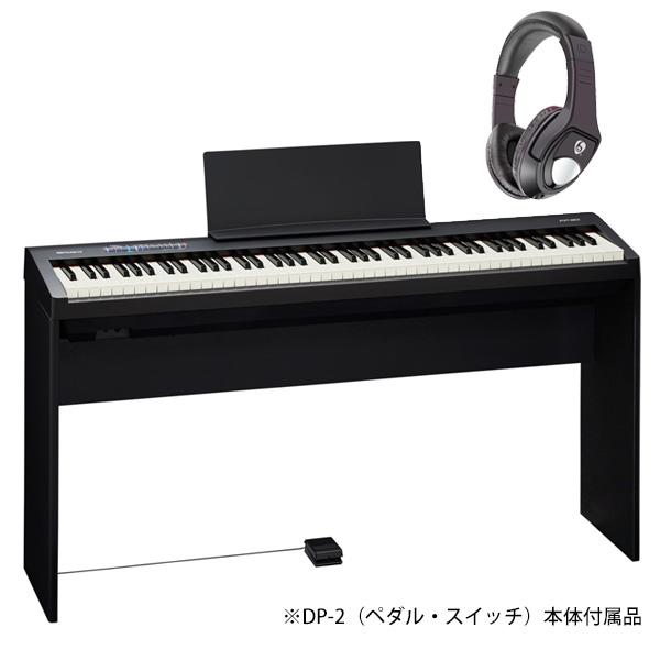 1大特典付 【専用スタンドセット】Roland(ローランド) / FP-30-BK