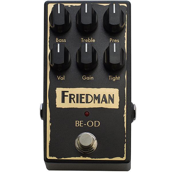Friedman(フリードマン) / BE-OD - オーバードライブ - 《ギターエフェクター》