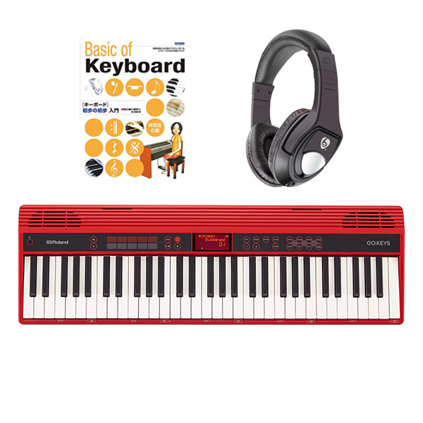2大特典付 Roland(ローランド) / GO:KEYS (GO-61K) - エントリーキーボード -
