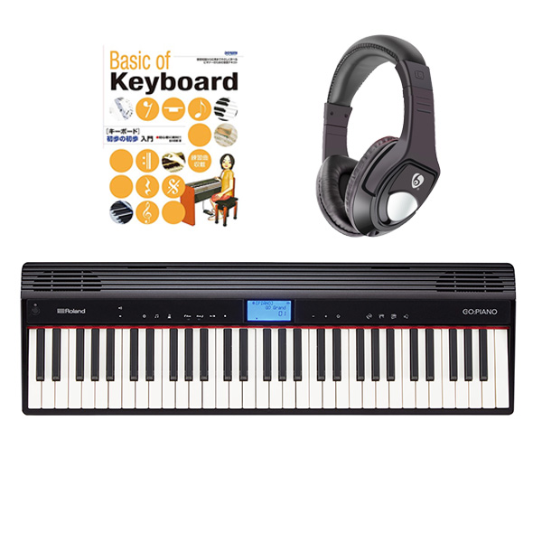Roland(ローランド)/ (GO-61P) GO:PIANO (GO-61P) - -/ エントリーキーボード -, mamas store:76eb7fcf --- vidaperpetua.com.br