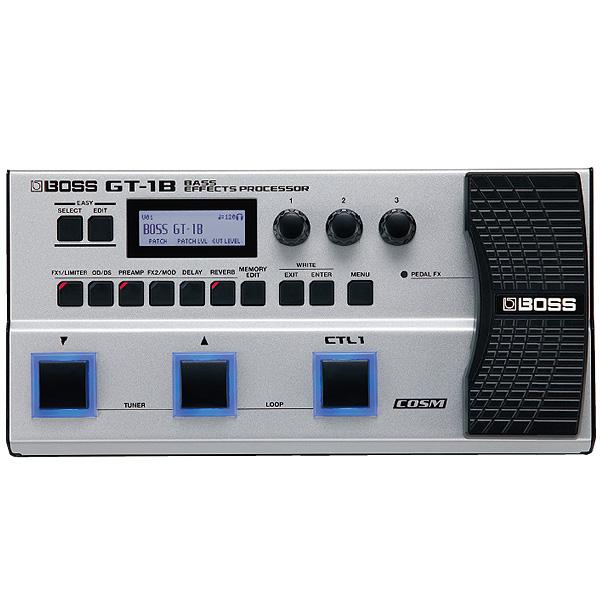 2大特典付 Boss(ボス) / GT-1B Bass Effects Processor - ベース用マルチ・エフェクター- 【専用スリーブケース&ACアダプタープレゼント】