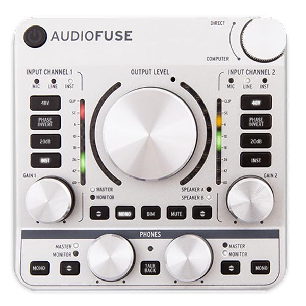 限定価格セール! Arturia Fuse/ Audio Fuse (クラシック・シルバー) オーディオ・インターフェース Arturia 国内正規保証付 Audio【アートリア】, MGCメガネ販売:bc07f5dc --- canoncity.azurewebsites.net